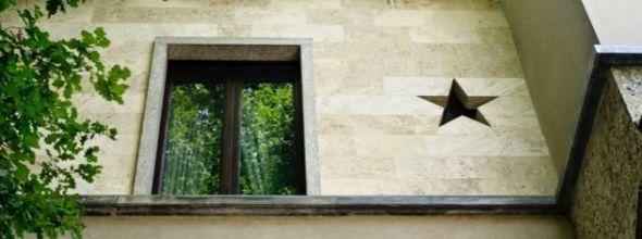 villa necchi campiglio Milano FAI l'esterno via Mozart labrouge