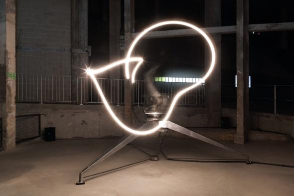 ADA progetto per Nouevlles Vagues palais de tokyo parigi ph. Andre' Morin labrouge