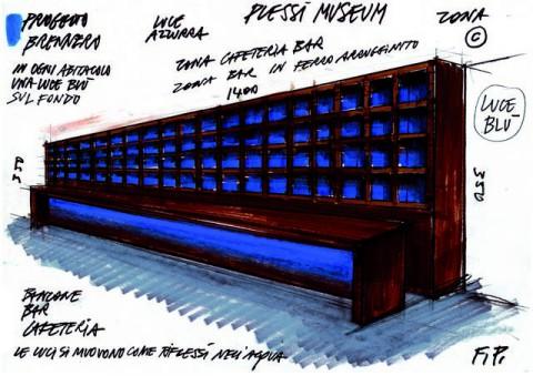 il plessi Museum il museo dedicato all artista italiano labrouge
