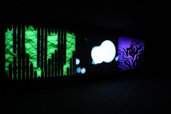 La fin de la nuit part I, progetto per Nouvelles Vagues palais de tokyo parigi, ph. Aurelien Mole, labrouge