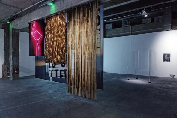 La Methode Jacobson, progetto per Nouvelles vagues Palai de Tokyo Parigi labrouge ph. Aurelien Mole