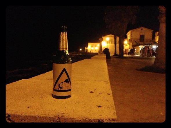 Interazioni residenza d'artista Thomas Berra Emanuele Polzoni idea Marilina Buscema Scicli.,birra