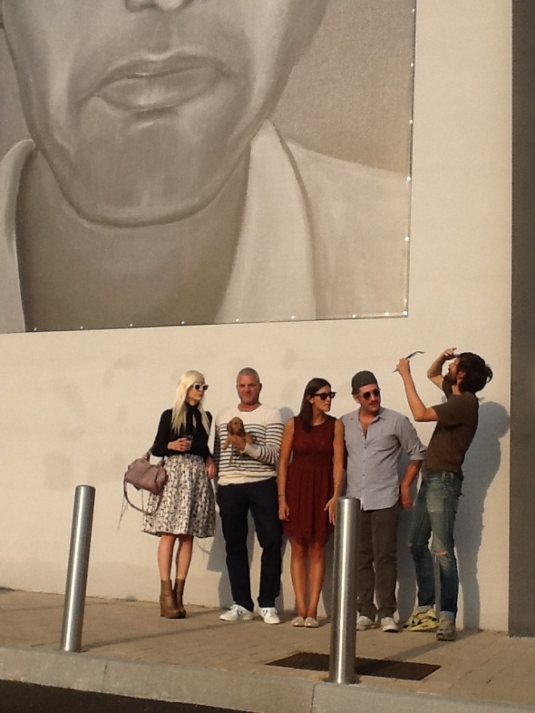 art4shop bugo e lorenzo crivellaro in mostra a san giuliano l arte incontra l'impresa labrouge