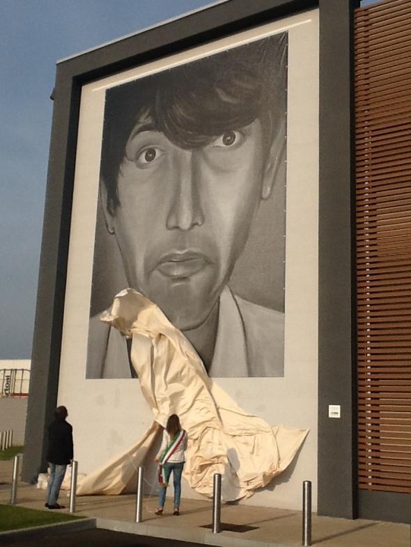 art4shop opera bugo e  in mostra a san giuliano l arte incontra l'impresa labrouge