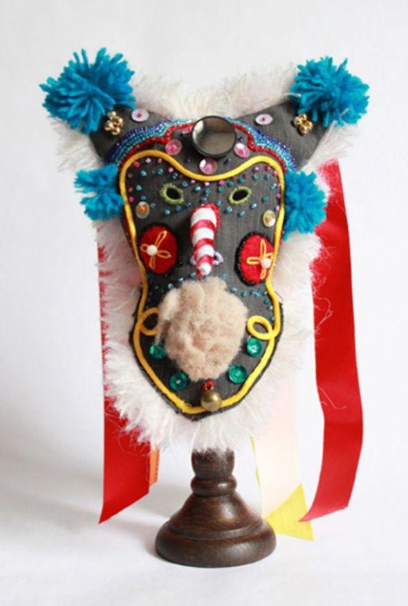 el gato chimney scultura antonio colombo opening labrouge