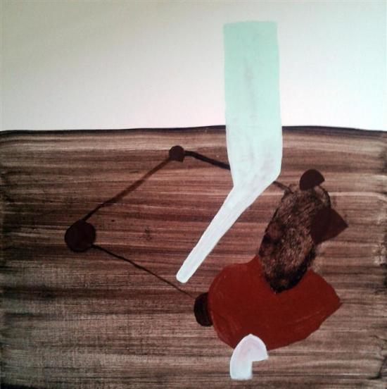 luca-beolchi-pittura-i-poeti-sono-altrove-50x50-tecnica-mista-su-tela-2013
