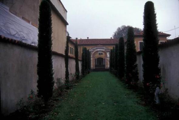 villa rescalli villoresi e fondazione dario mellone giardino labrouge