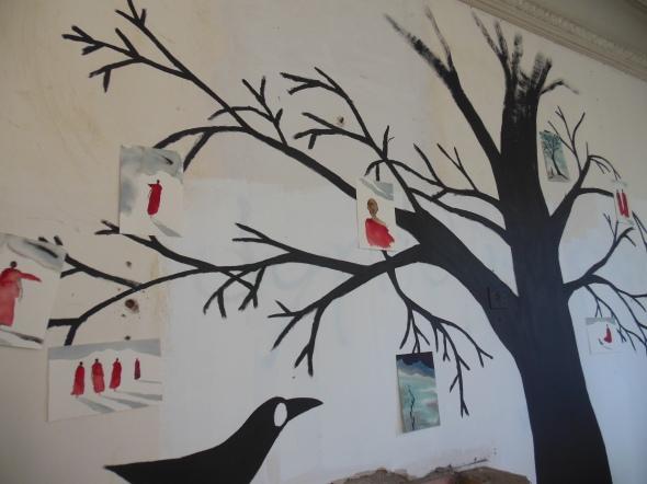 lam l'arte della memoria Lugano villa Ambrosetti albero Nicola Magrin