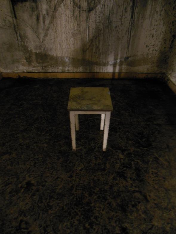 lam l'arte della memoria Lugano villa Ambrosetti black room