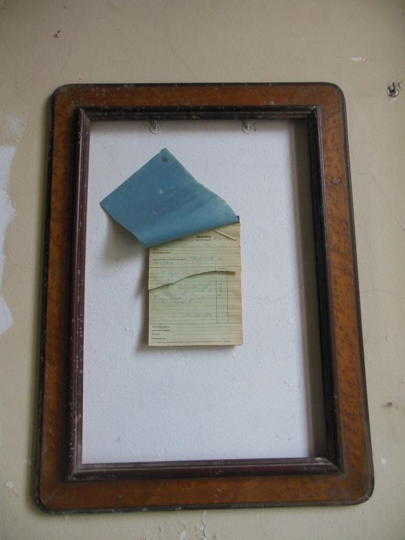 lam l'arte della memoria Lugano villa Ambrosetti cornice
