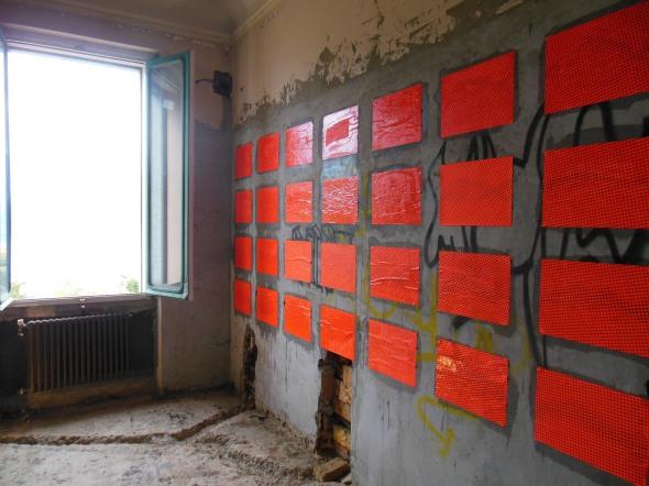 lam l'arte della memoria Lugano villa Ambrosetti dots