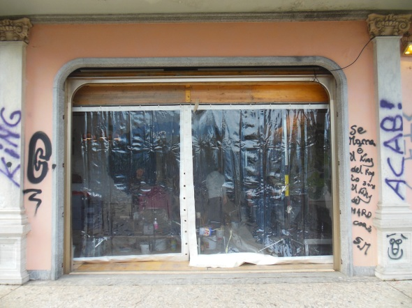 lam l'arte della memoria Lugano villa Ambrosetti esterno