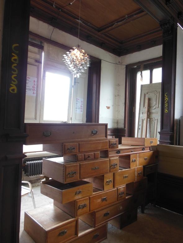lam l'arte della memoria Lugano villa Ambrosetti il bar
