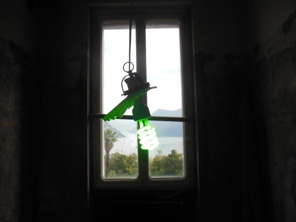 lam l'arte della memoria Lugano villa Ambrosetti lampadina thomas berra