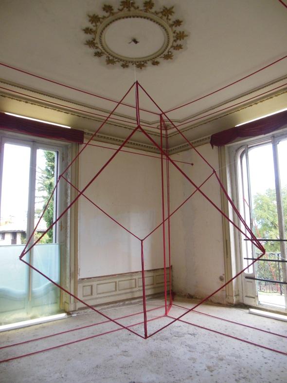 lam l'arte della memoria Lugano villa Ambrosetti lex room