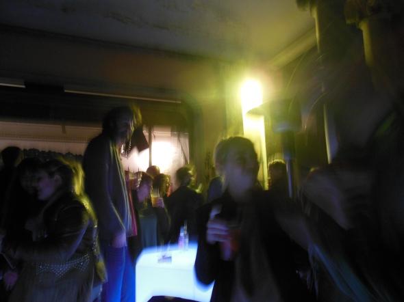 lam l'arte della memoria Lugano villa Ambrosetti party