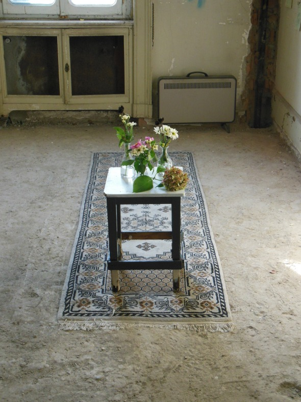 lam l'arte della memoria Lugano villa Ambrosetti room