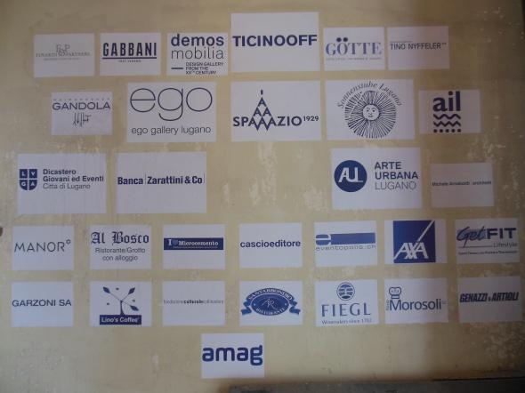 lam l'arte della memoria Lugano villa Ambrosetti sponsor