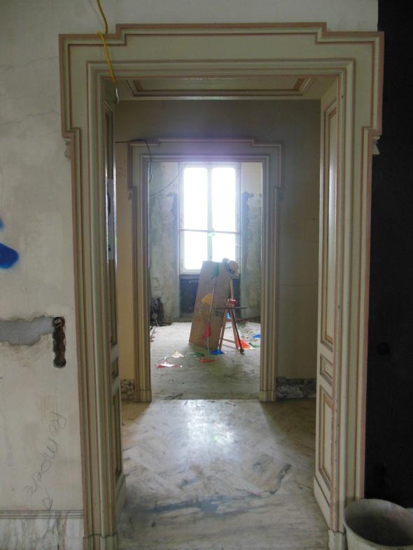 lam l'arte della memoria Lugano villa Ambrosetti Thomas Berra