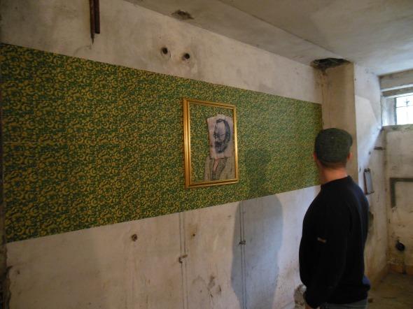 lam l'arte della memoria Lugano villa Ambrosetti wallpaper