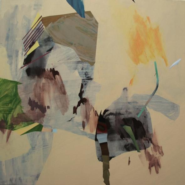 Last Young Chiara Campanile fussenti, 100x90 cm olio su tela, 2013 (OPERA IN MOSTRA)