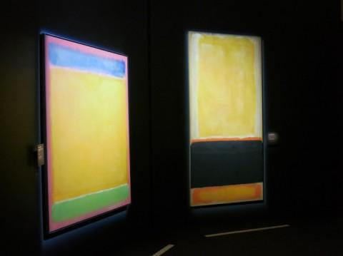 Rotchko a Palazzo Reale pollock tra arte e cinema labrouge