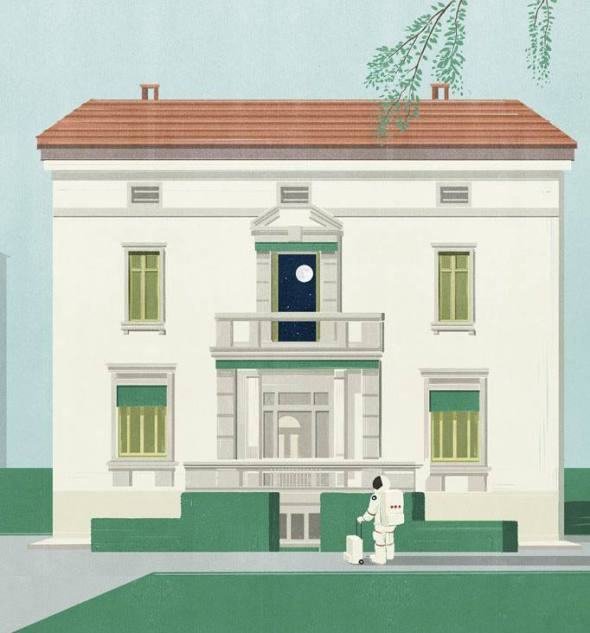 spazio 1929 lugano shout alessandro gottardo illustrator labrouge