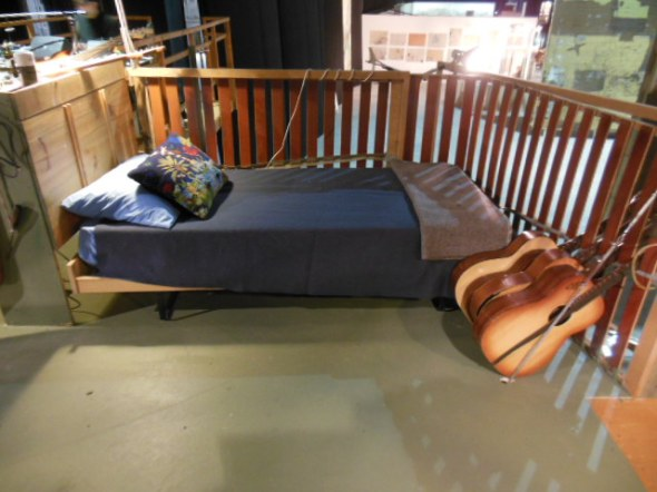 bed Dieter Roth Bjorn Roth Islands hangar Bicocca a cura di Vicente Todoli labrouge