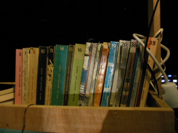 books Dieter Roth Bjorn Roth Islands hangar Bicocca a cura di Vicente Todoli labrouge