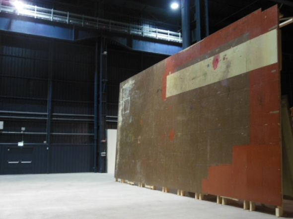 floor Dieter Roth Bjorn Roth Islands hangar Bicocca a cura di Vicente Todoli labrouge
