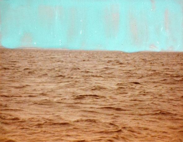 Iphighenéia #4, mixed media on paper, 10,2x13,2 cm, 2013