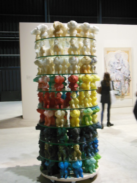 sugar tower Dieter Roth Bjorn Roth Islands hangar Bicocca a cura di Vicente Todoli labrouge