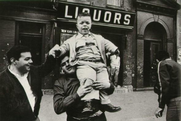 William Klein Spazio Forma una passione fotografica da 8 anni di mostre labrouge