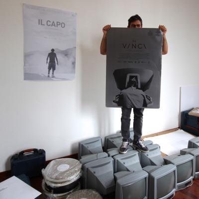 Yuri Ancarani intervista su Dogma labrouge