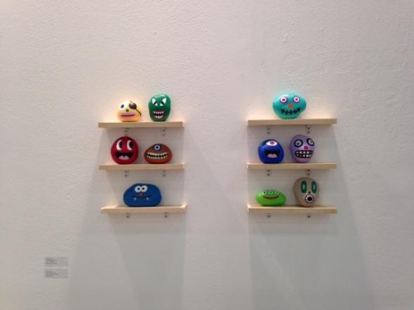 Arte fiera Bologna 2014 opere e fiera Albert Pinya labrouge