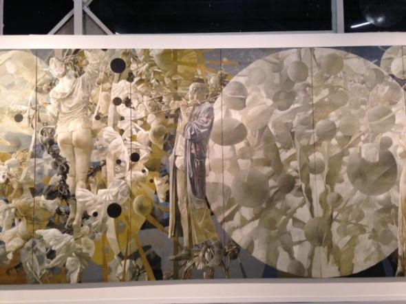 Arte fiera Bologna 2014 opere e fiera china labrouge