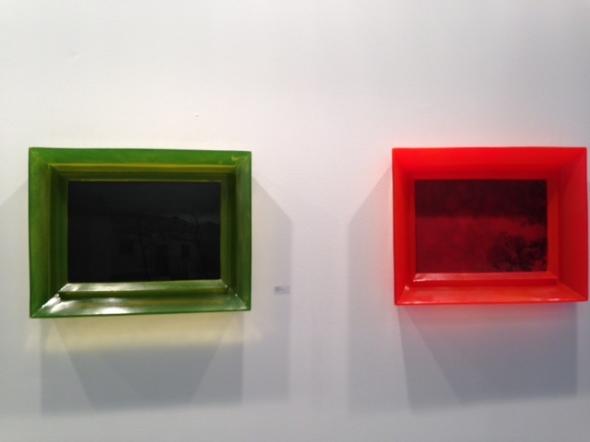Arte fiera Bologna 2014 opere e fiera Dynys labrouge