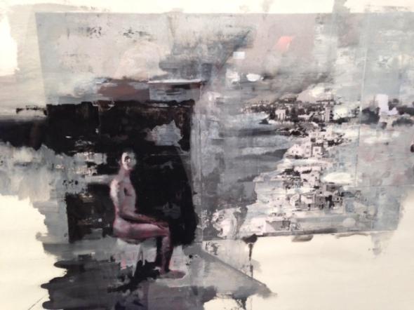 Arte fiera Bologna 2014 opere e fiera julien spianti labrouge