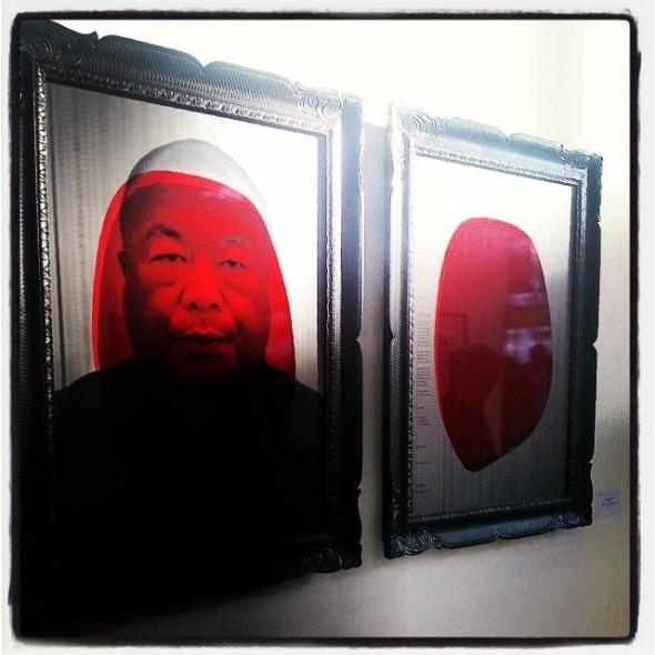 Arte fiera Bologna 2014 opere e fiera Matteo Basilè labrouge