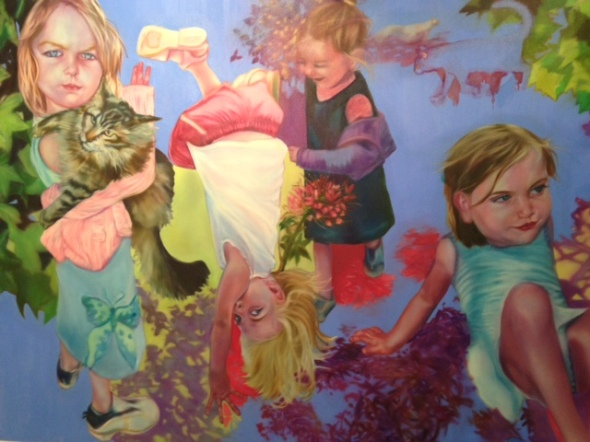 Arte fiera Bologna 2014 opere e fiera paint labrouge