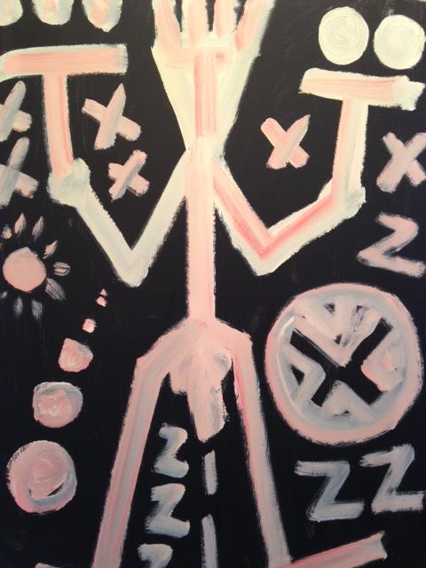 Arte fiera Bologna 2014 opere e fiera Penck labrouge