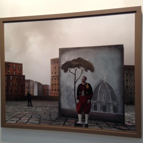 Arte fiera Bologna 2014 opere e fiera Ventura labrouge