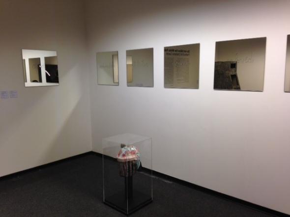 Arte fiera Bologna 2014 Set Up Fiera All Around Art Franko B Cariotti  labrouge