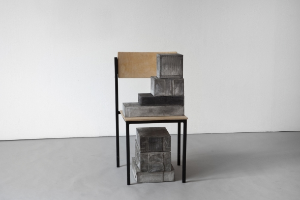 due inglesi al MaMbo Rachel Whiteread study for room bologna labrouge