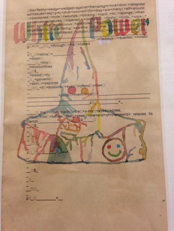 jake & dinos chapman @ serpentine gallery london kkk ghost come and see labrouge
