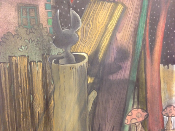 jake & dinos chapman @ serpentine gallery london paint come and see labrouge