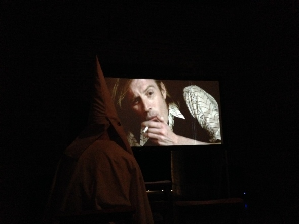 jake & dinos chapman @ serpentine gallery london video come and see labrouge