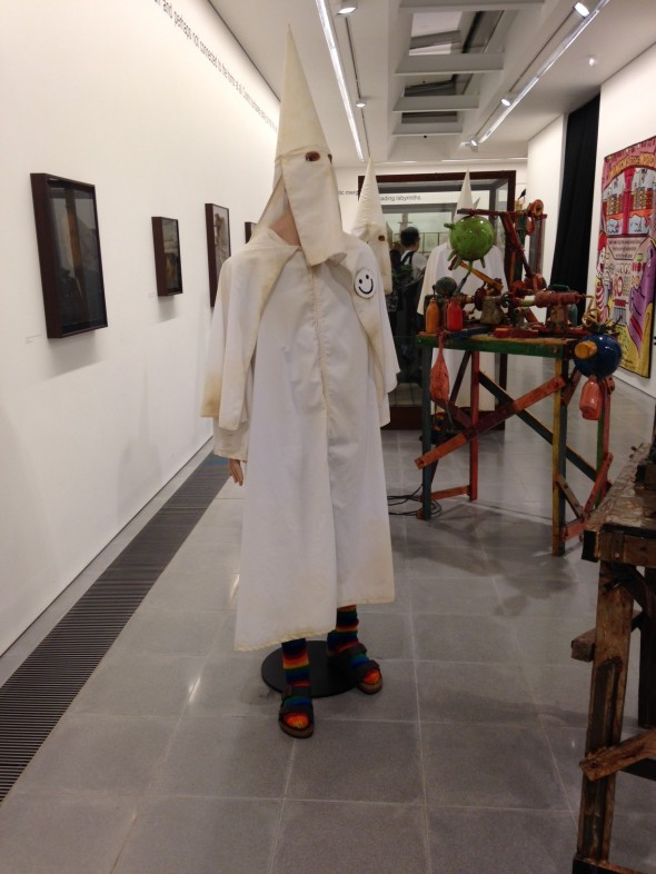 jake & dinos chapman @ serpentine gallery panorama london come and see labrouge