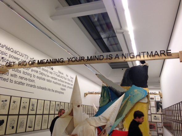 jake & dinos chapman @ serpentine gallery your mind is a nightmare come and see labrouge