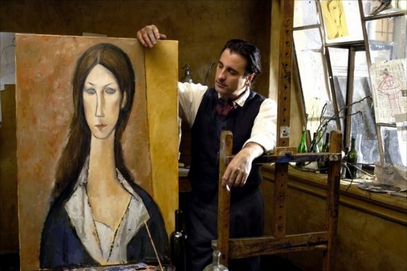 Pic 11 I colori dell'anima, Andy Garcia interpreta Modigliani